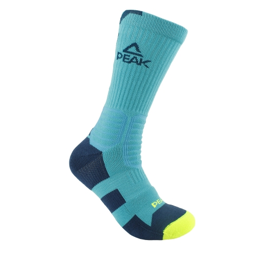 Peak Women's Cotton Socks unisex for Fitness, Workout, Basketball, Sports